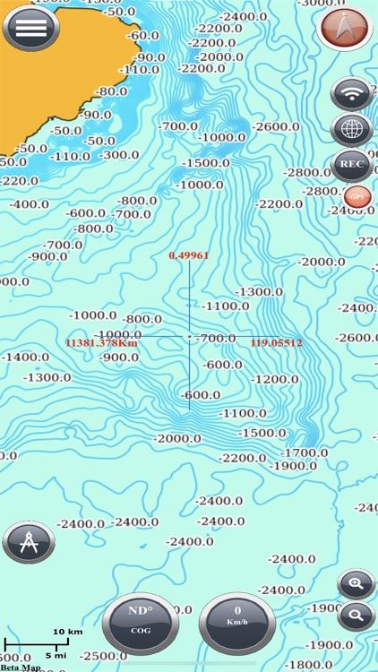 Marine Navigation Lite screenshot-6