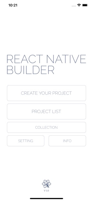 React Native Builder on the App Store