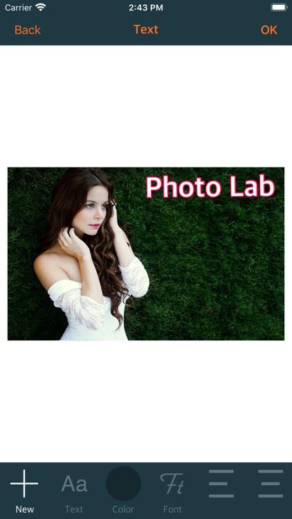 Photo Lab - Picture Editor screenshot-8