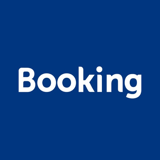 Booking.com: Hotels & Travel icon
