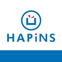 HAPiNS公式アプリ