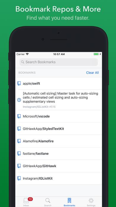 Скриншот №9 к GitHawk for GitHub