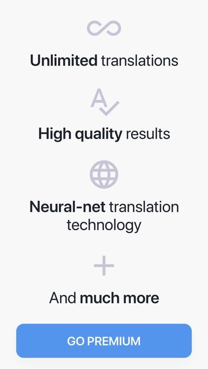 TransKey - Chat Translator App screenshot-9