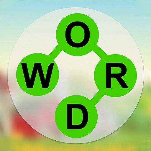 Word Farm Cross