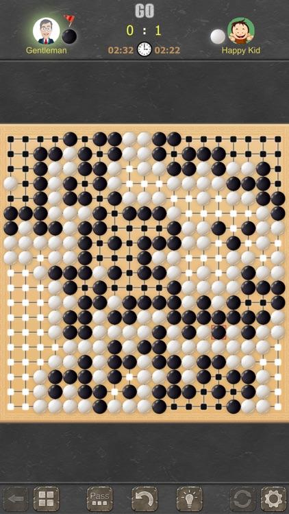 Go Game - 2 Players screenshot-3