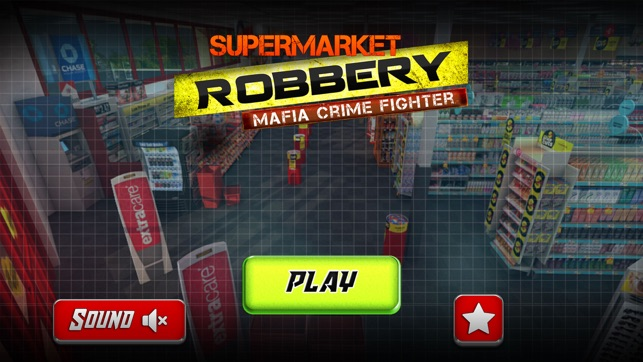 Supermarket Robbery Crime Game on the App Store