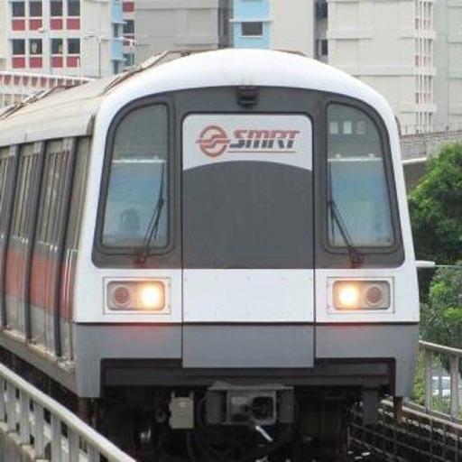 SG MRT Map