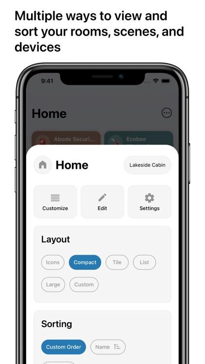 SceneFlow for HomeKit screenshot-5