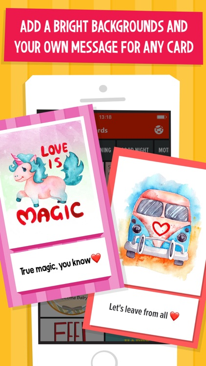 Wizl Greeting Cards & Messages screenshot-5