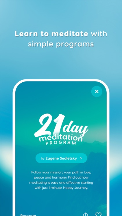 Zen: Guided Meditation & Sleep screenshot-4