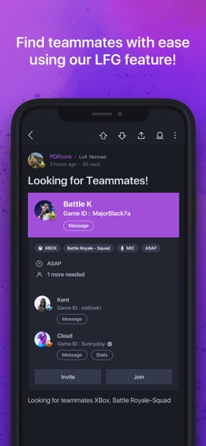 Moot - LFG & Discussion on the App Store