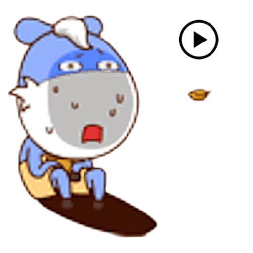 Animated Foolish Donkey