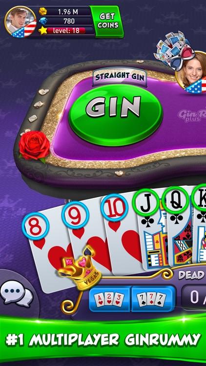 Gin Rummy Plus - Card Game screenshot-0