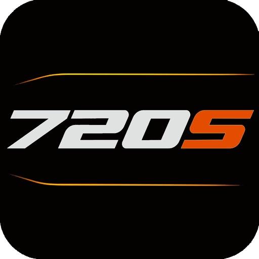 720s: OBD-II Digital Gauges
