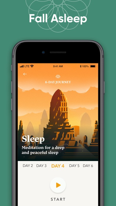 BetterMe: Meditation & Sleep Screenshot