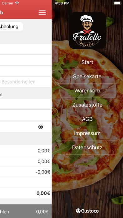 Pizzeria FratelloScreenshot von 3