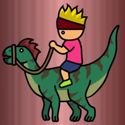トニーくんの恐竜島