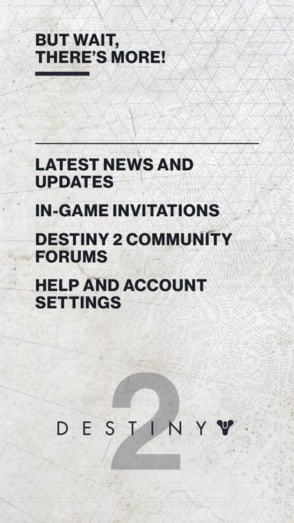 Destiny 2 Companion screenshot-4