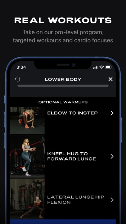 D2W Fitness by DeMarcus Ware screenshot-3