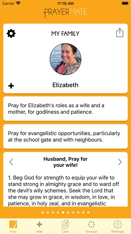 PrayerMate - Christian Prayer