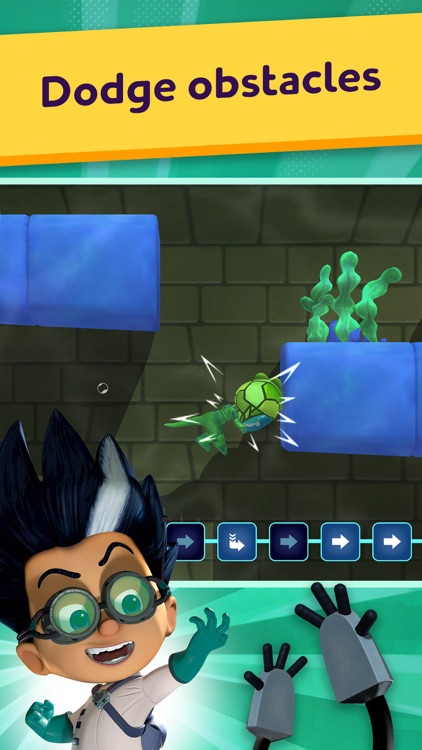 PJ Masks™: Hero Academy screenshot-3