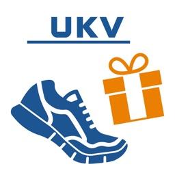 """""""Meine Fitness""""-App der UKV"""