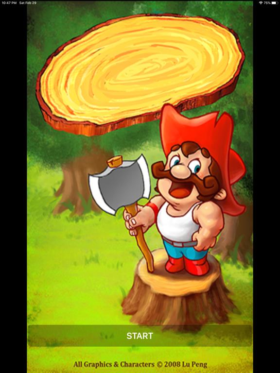 The Busy Lumberjack Screenshots