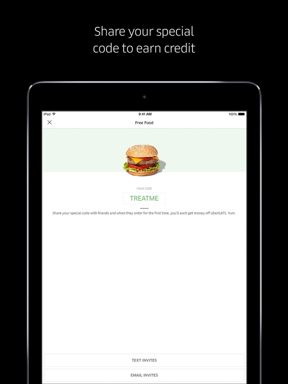 UberEATS: Food Delivery, Fast screenshot