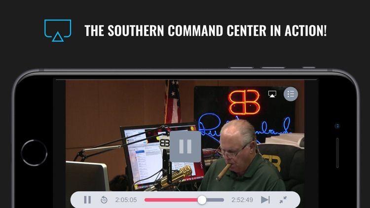 Rush Limbaugh screenshot-4