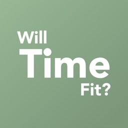 Will Time Fit