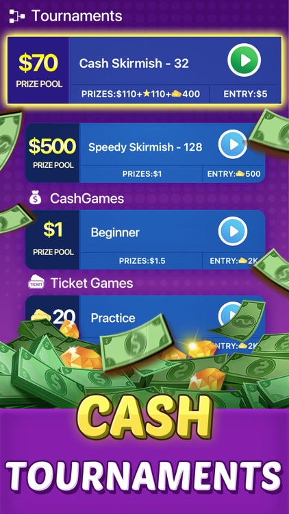Pocket7Games: Win Cash screenshot-3