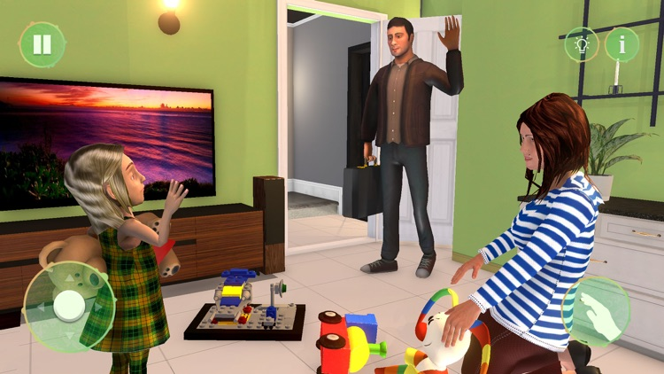 Virtual Mom and Dad Simulator screenshot-4