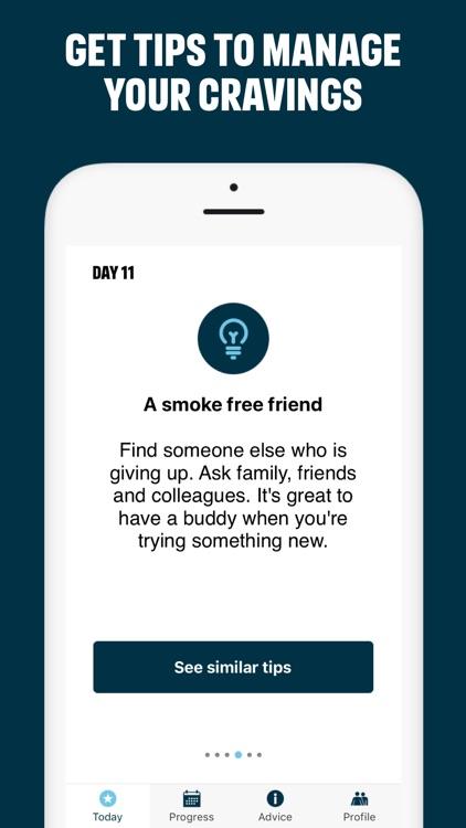 NHS Smokefree screenshot-4