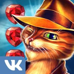 Indy Cat Match-3