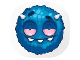 Shaggy Blue