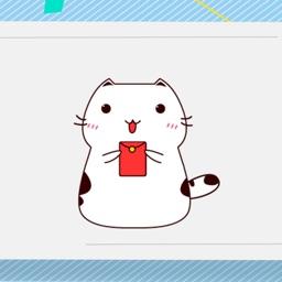 口袋分享-可爱猫