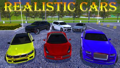 Ichallenge 1 : Car Driving Simのおすすめ画像1