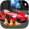市の運転校 - 車とバスの駐車場の世界
