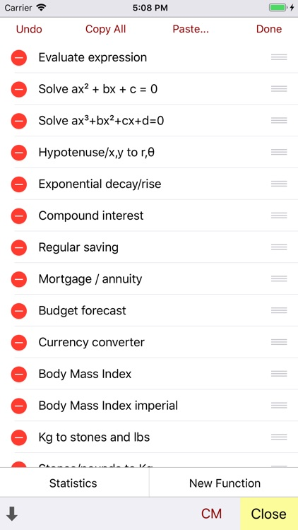 Function Calc screenshot-6