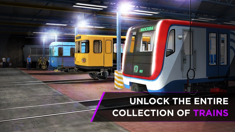 Subway Simulator 3D screenshot-3