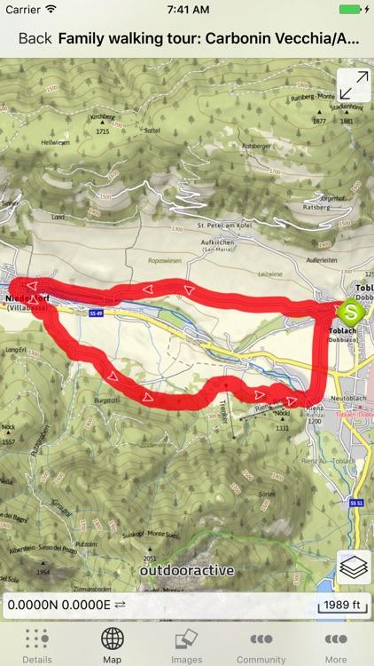 3 Zinnen Dolomites Outdoor screenshot-3