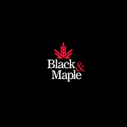 Black and Maple