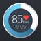 App Icon for Instant Hartslagmeter App in Belgium IOS App Store