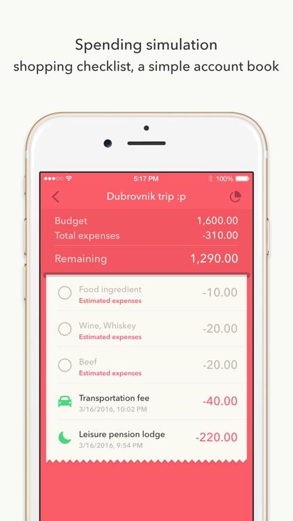 Minibudget Pro screenshot-2
