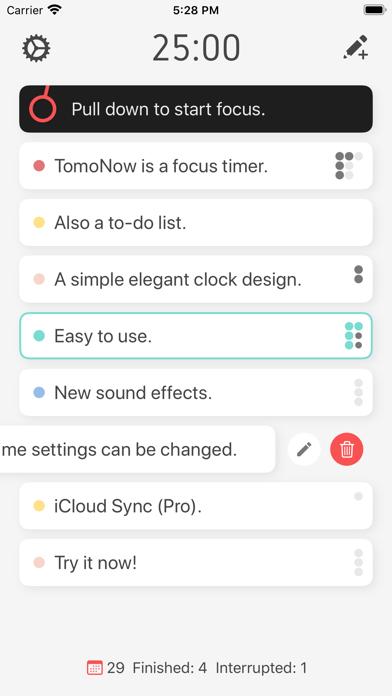TomoNow 2 Screenshots