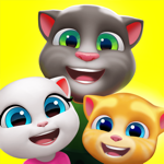 Mon Talking Tom – Amis на пк