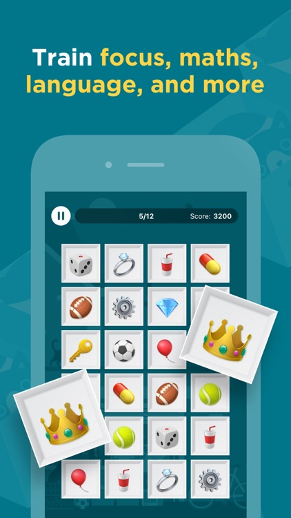 Impulse - Brain Training Games screenshot-3
