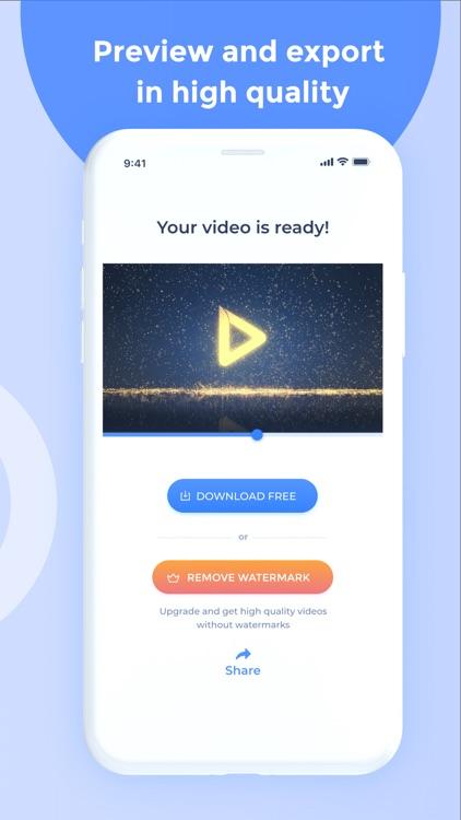 Renderforest - Video Maker screenshot-5