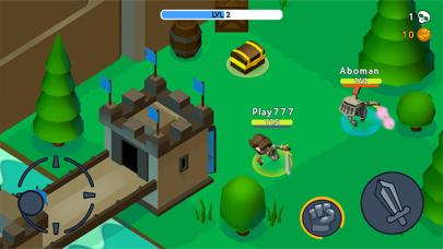 HeadHunters io: Battle Royale screenshot 5