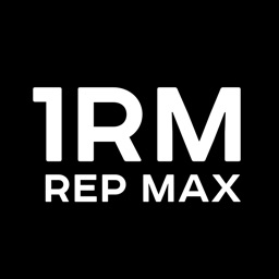 1RM Weight Lifting Rep Max